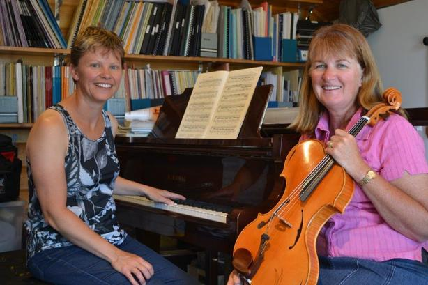 Viola and Piano Duo